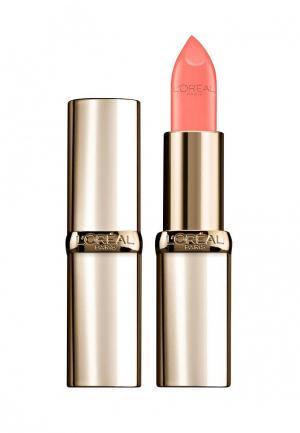 Помада LOreal Paris L'Oreal Color Riche, оттенок 136, Изящный фламинго, 7 мл. Цвет: розовый