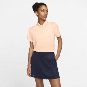 Женская рубашка-поло для гольфа Dri-FIT Victory - Оранжевый Nike