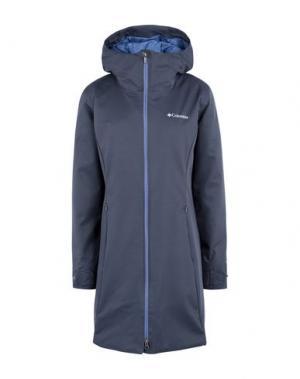 Куртка COLUMBIA. Цвет: грифельно-синий