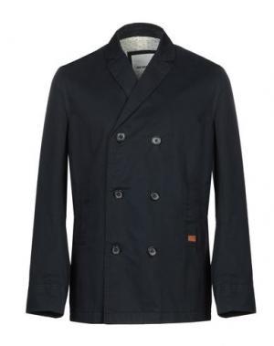 Пиджак BEN SHERMAN. Цвет: темно-синий