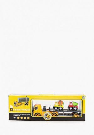Игрушка радиоуправляемая 1Toy. Цвет: разноцветный