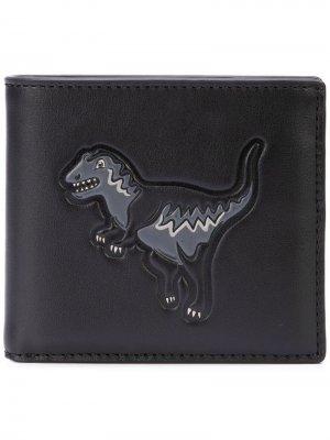 Бумажник Rexy Coach. Цвет: черный