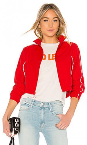 Куртка breaker MOTHER. Цвет: красный