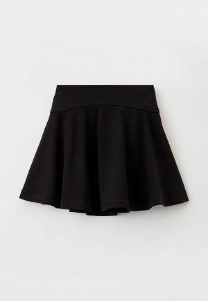 Юбка Sela Exclusive online. Цвет: черный