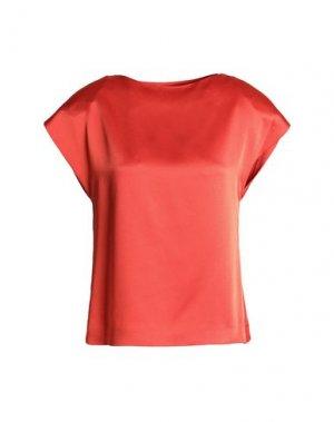 Блузка CHALAYAN. Цвет: оранжевый