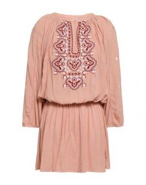 Пляжное платье MELISSA ODABASH. Цвет: розовый