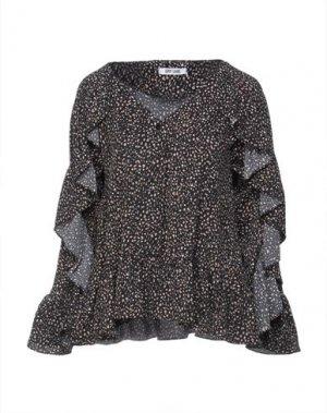 Pубашка DRY LAKE.. Цвет: темно-коричневый
