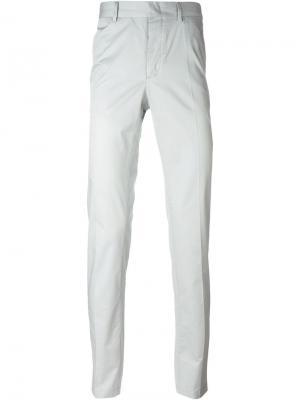 Классические брюки Lanvin. Цвет: белый