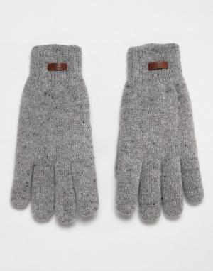 Перчатки Haakon Barts. Цвет: серый