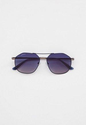 Очки солнцезащитные Baldinini BLD 2139 MTM 704. Цвет: серый