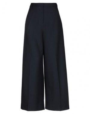 Повседневные брюки ELIZABETH AND JAMES. Цвет: темно-синий