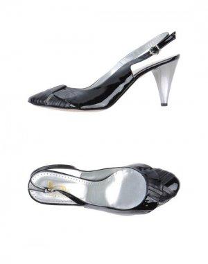 Туфли HENNE. Цвет: черный