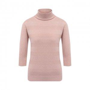 Пуловер D.Exterior. Цвет: розовый