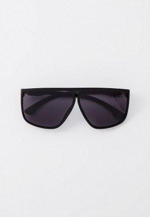 Очки солнцезащитные Marco Bonne`. Цвет: черный