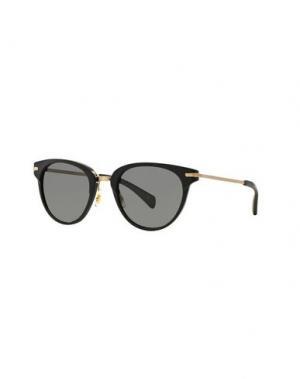 Солнечные очки PAUL SMITH. Цвет: черный