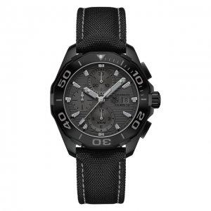 Часы Caliber 16 TAG Heuer. Цвет: чёрный