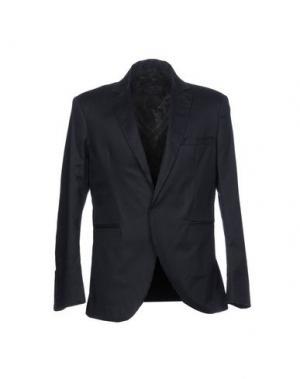 Пиджак IMB I'M BRIAN. Цвет: темно-синий