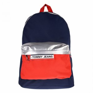 Logo Tape Backpack CB Tommy Jeans. Цвет: темно-синий