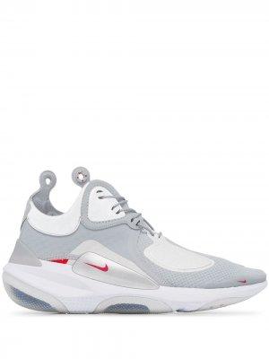 Кроссовки Joyride CC3 Setter из коллаборации с MMW Nike. Цвет: серый