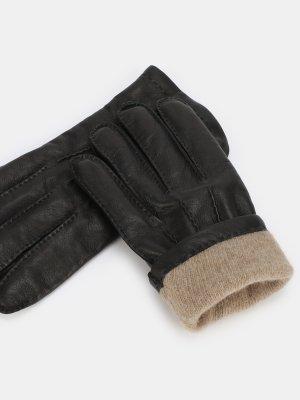Перчатки Cerruti 1881. Цвет: chernyy