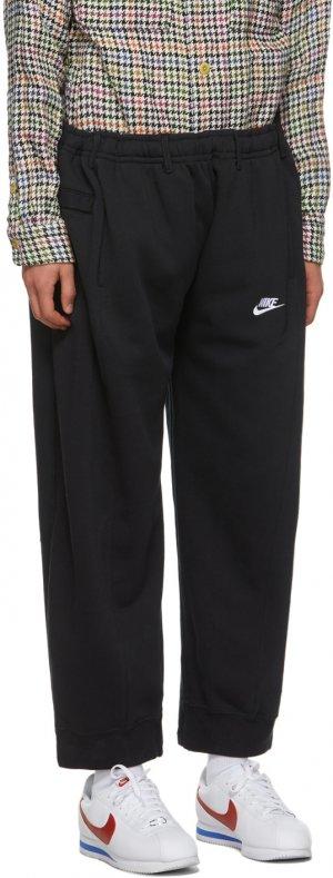 Black Overjogging Lounge Pants Bless. Цвет: black/black
