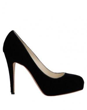 Туфли BRIAN ATWOOD. Цвет: черный