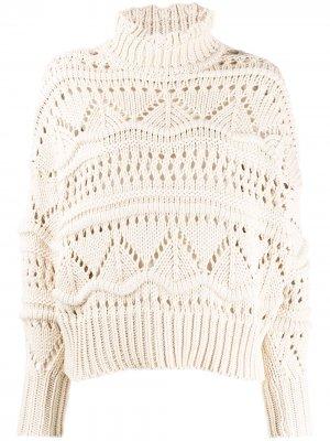 Пуловер Naka Isabel Marant Étoile. Цвет: нейтральные цвета