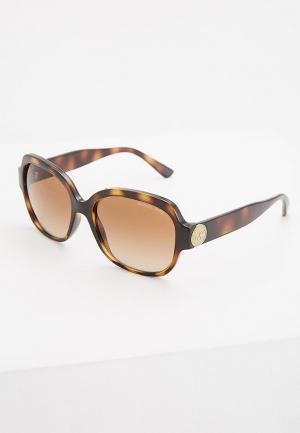 Очки солнцезащитные Michael Kors MK2055 328513. Цвет: коричневый