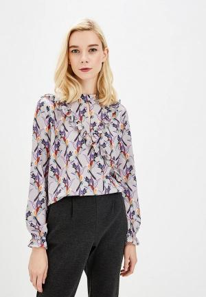 Блуза FreeSpirit Isabey. Цвет: серый