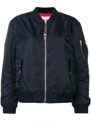 Куртка-бомбер Calvin Klein Jeans. Цвет: черный