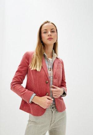 Пиджак Polo Ralph Lauren. Цвет: розовый