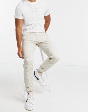 Чиносы -Бежевый Tommy Jeans