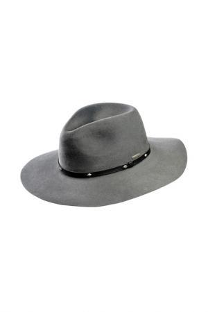 Шляпа Pierre Cardin. Цвет: серый