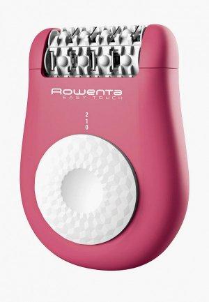 Эпилятор Rowenta. Цвет: розовый