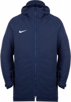 Куртка утепленная мужская Dry Academy18, размер 52-54 Nike. Цвет: синий