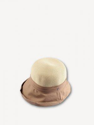Шляпа Tamaris. Цвет: бежевый