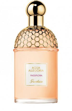 Туалетная вода Aqua Allegoria Passiflora Guerlain. Цвет: бесцветный