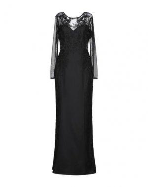 Длинное платье LIPSY. Цвет: черный
