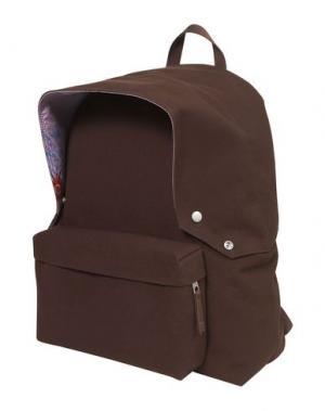 Рюкзаки и сумки на пояс EASTPAK x RAF SIMONS. Цвет: какао