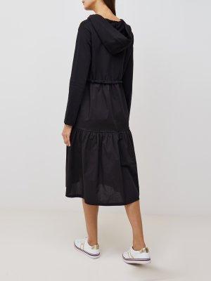 Платье Rinascimento. Цвет: chernyy