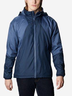 Ветровка мужская Kingman Lake™, размер 50-52 Columbia. Цвет: синий