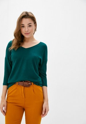 Пуловер Top Secret. Цвет: зеленый