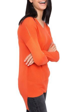 Пуловер U.S. Polo Assn.. Цвет: vr039 оранжевый
