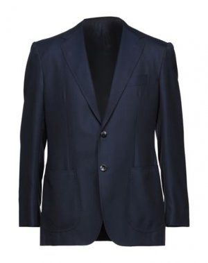 Пиджак SARTORIO. Цвет: темно-синий