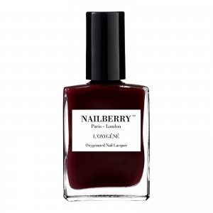 Лак для ногтей LOxygene Nail Lacquer Noirberry Nailberry