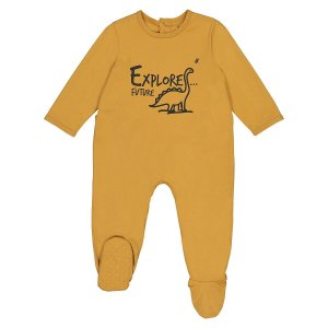 Пижама LaRedoute. Цвет: желтый