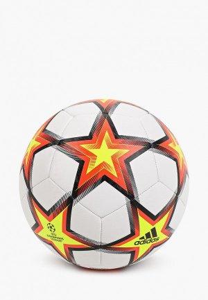 Мяч футбольный adidas FIN21 TRN. Цвет: разноцветный