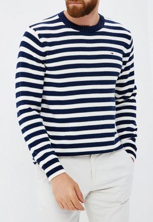 Джемпер Tommy Jeans. Цвет: синий