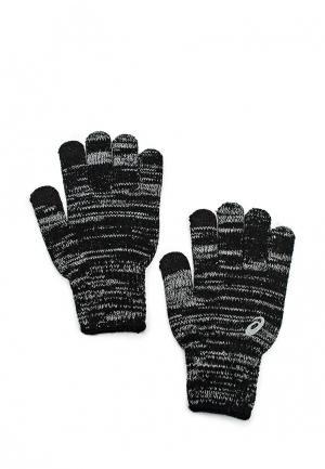 Перчатки ASICS LINER GLOVE. Цвет: разноцветный