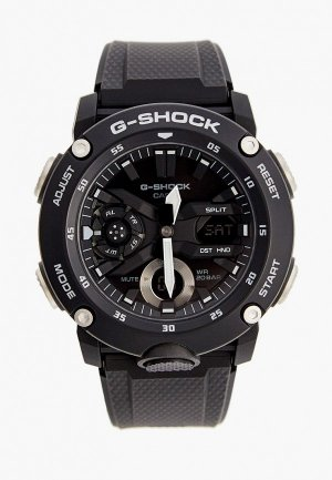 Часы Casio G-SHOCK GA-2000S-1AER. Цвет: черный